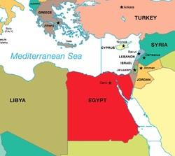 Geography Unit Study Modern Egypt Homeschool Lesson Plans